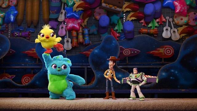 13/11/2018 - Novos personagens de 'Toy Story 4' . Crédito: Reprodução/Youtube