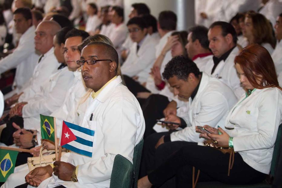 """O governo cubano informou que está se retirando do programa social Mais Médicos do Brasil após declarações """"ameaçadores e depreciativas"""" de Bolsonaro. Crédito: Ed Ferreira"""