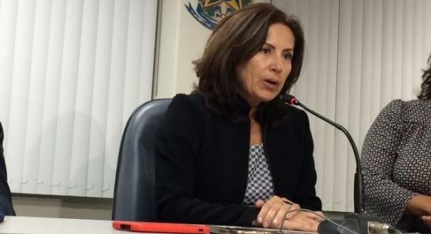 A advogada Simone Silveira era vice de Homero Mafra na OAB-ES. Crédito: Kaique Dias