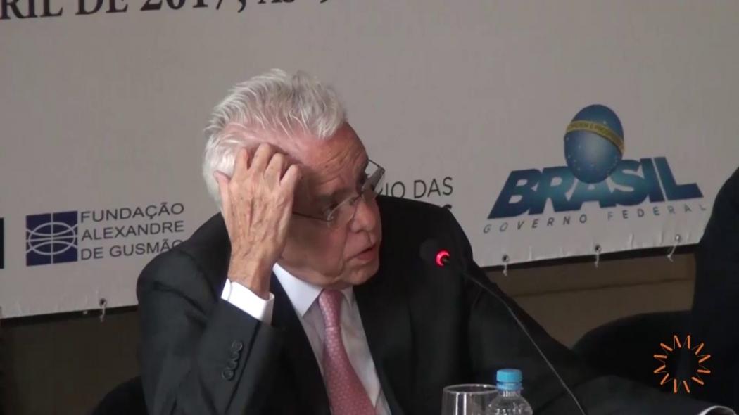 Roberto Castello Branco. Crédito: Reprodução/YouTube