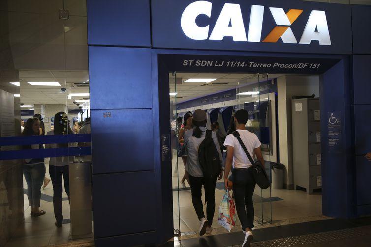 Presidente da Caixa nega aumento de juros no financiamento imobiliário para a classe média    . Crédito: José Cruz/Agência Brasil