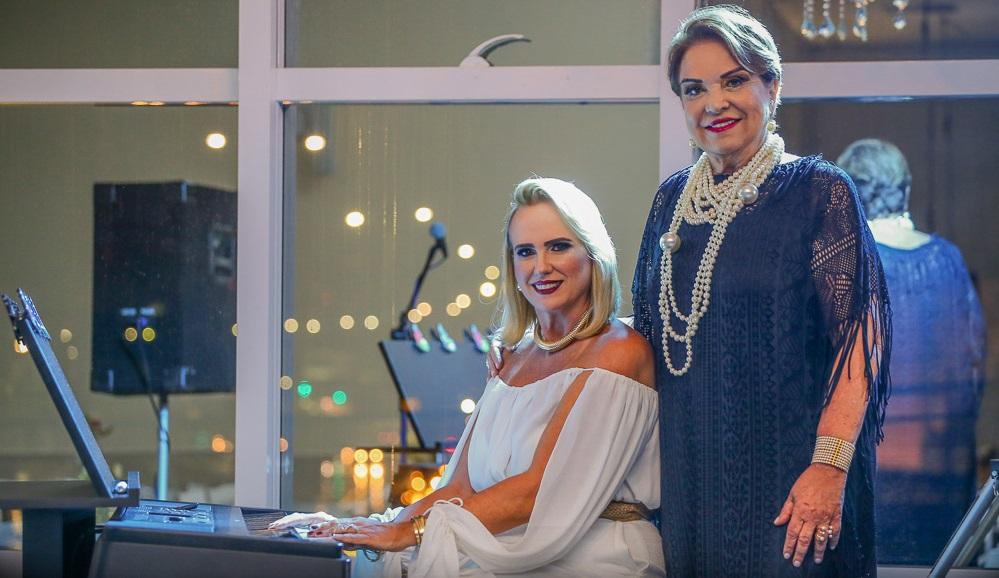 Dia do Músico: Silvânia e Sônia Saadi Barros, filha e mãe, são professoras de música e brindam a data comemorando o trabalho que fazem no Espírito Santo. Crédito: Gad Monteiro/All Live