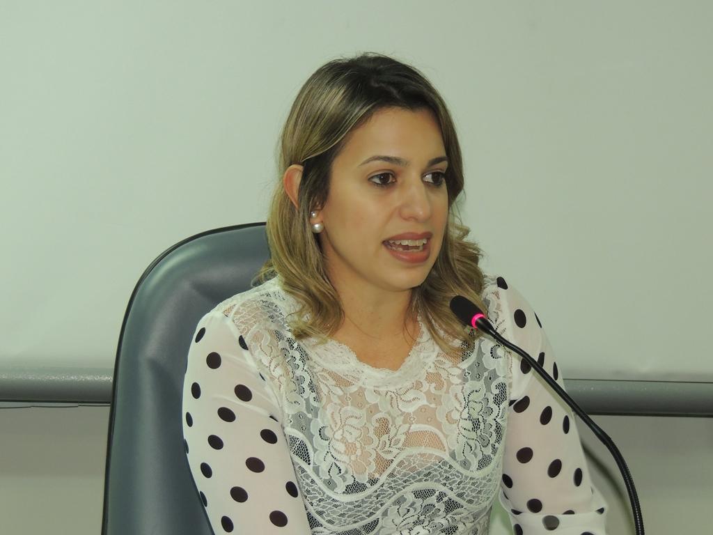 Nara Borgo é especialista em Direito Penal e tem intensa atuação na área dos direitos humanos.    . Crédito: OAB-ES