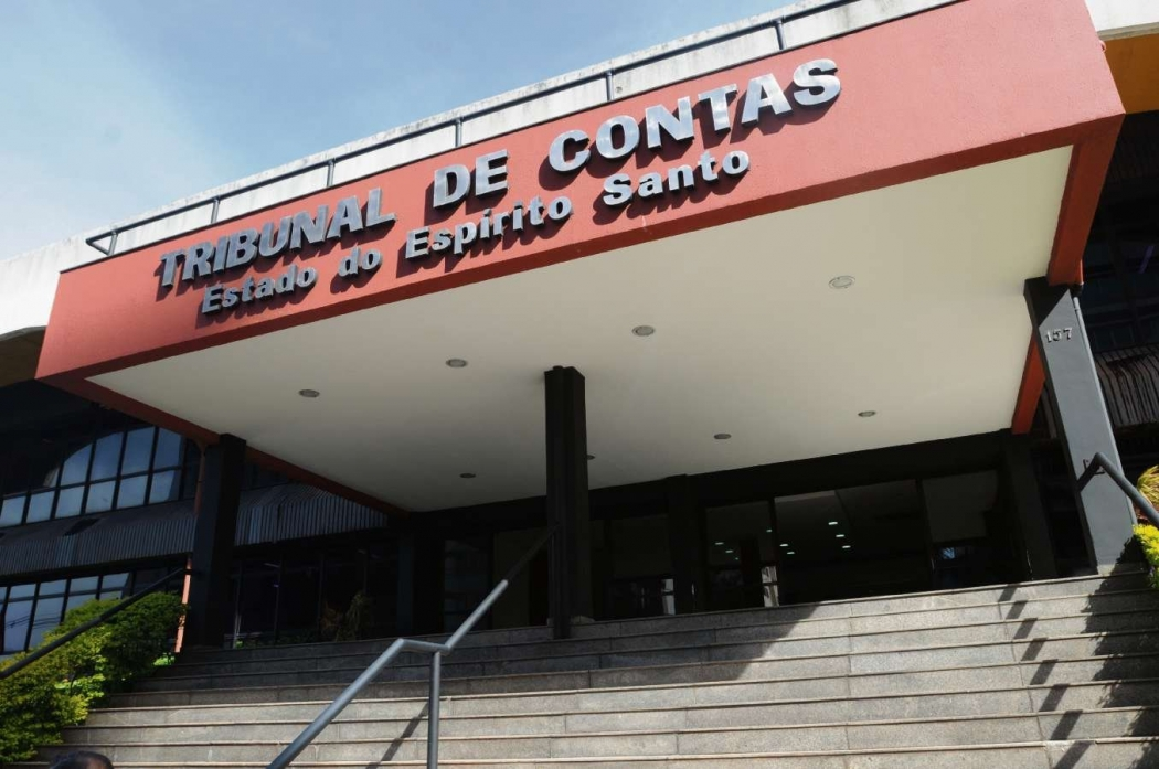 Tribunal de Contas do Estado: assessoria diz que encontro está no orçamento. Crédito: Gazeta Online