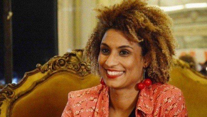 A vereadora Marielle Franco foi assassinada em 14 de março, junto com o motorista Anderson Gomes