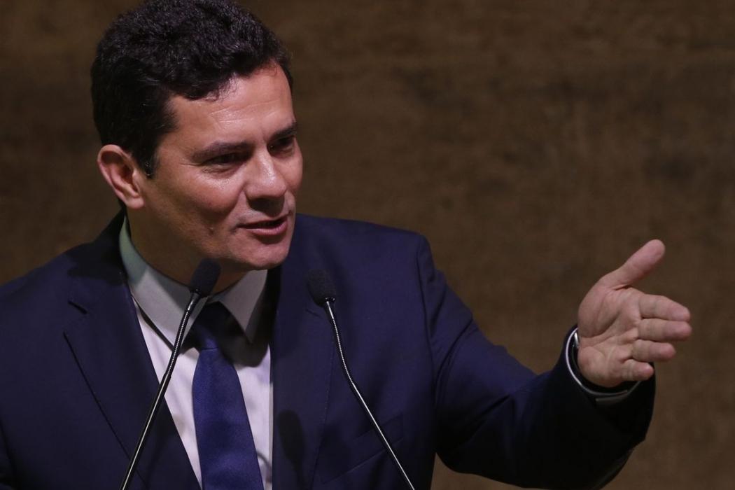 Sérgio Moro, futuro ministro da Justiça. Crédito: Tomaz Silva   Agência Brasil