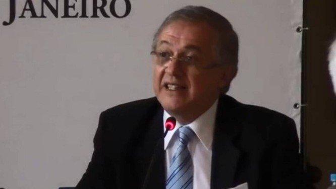 Bolsonaro anuncia Ricardo Velez Rodriguez como ministro de Educação. Crédito: Divulgação