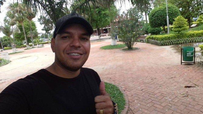 Vinícius Chagas Maciel, de 32 anos, foi morto na Bolívia   . Crédito:  Reprodução