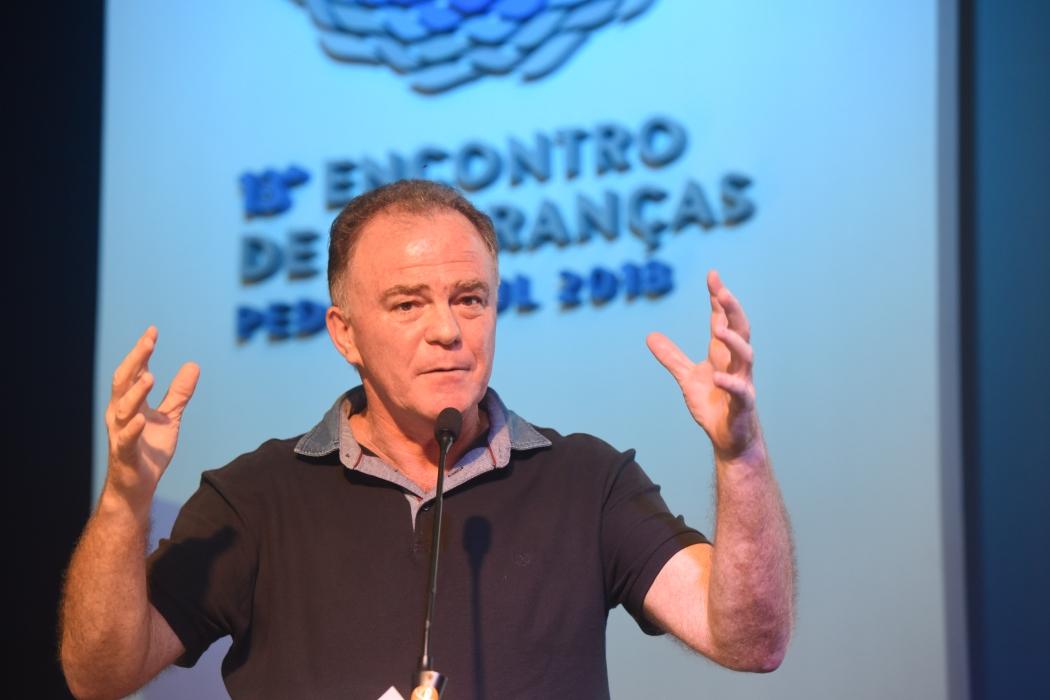 Casagrande conta com 17 dos 30 deputados eleitos por partidos de sua coligação. Crédito: Carlos Alberto Silva