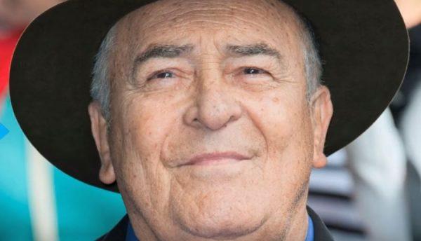 O diretor Bernardo Bertolucci. Crédito: Reprodução