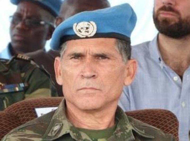 General-de-Divisão Carlos Alberto dos Santos Cruz para a Secretaria de Governo. Crédito: Divulgação