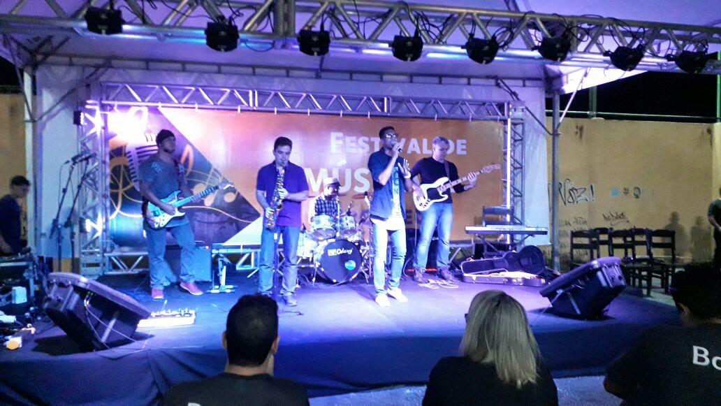 Apresentação do Festival de Música Projaec de 2017. Crédito: Projaec/Divulgação