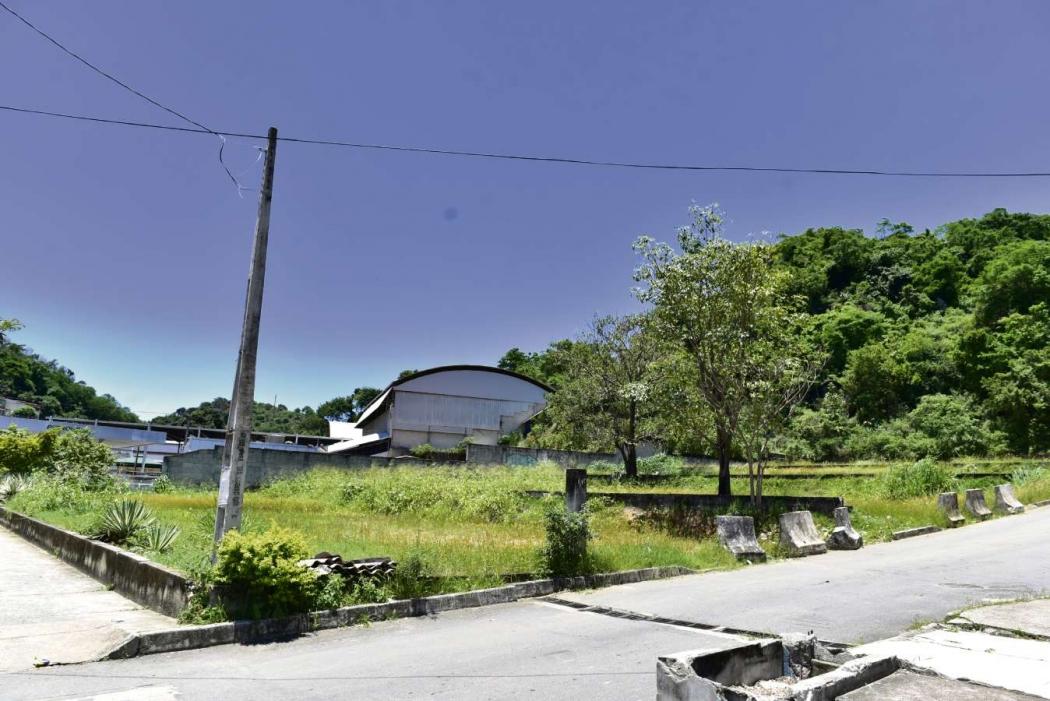 Área onde será erguido o CMEI de Tabuazeiro, em Vitória, com recursos do governo federal. Crédito: Marcelo Prest