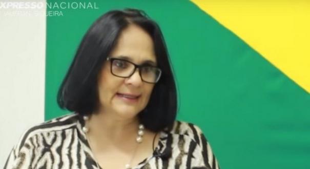 Damares Alves é pastora, advogada e assessora do senador Magno Malta