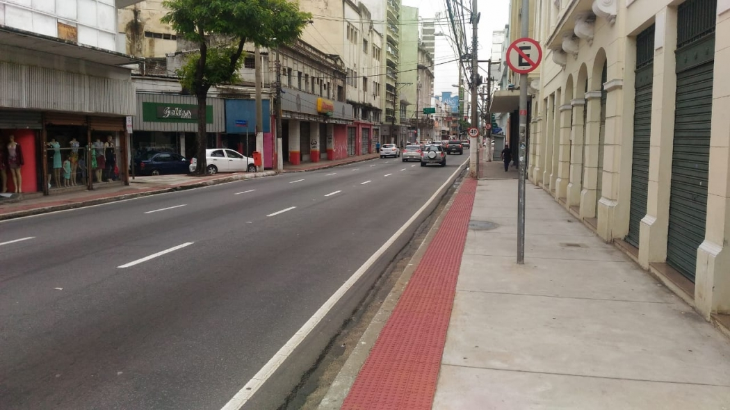 Centro de Vitória. Crédito: Eduardo Dias