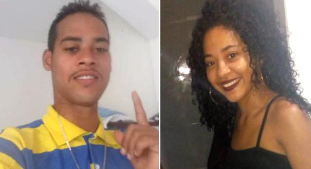 Hamilton Júnior e Salete namoravam havia apenas um mês