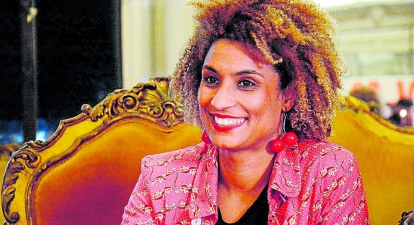 Vereadora Marielle Franco foi assassinada em março