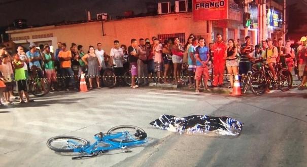 Jovem morreu atropelado na Serra