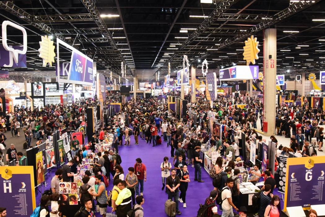 c92f37fbe0150 Comic Con Experience espera receber 250 mil pessoas em 4 dias em SP -  Cultura - Gazeta Online