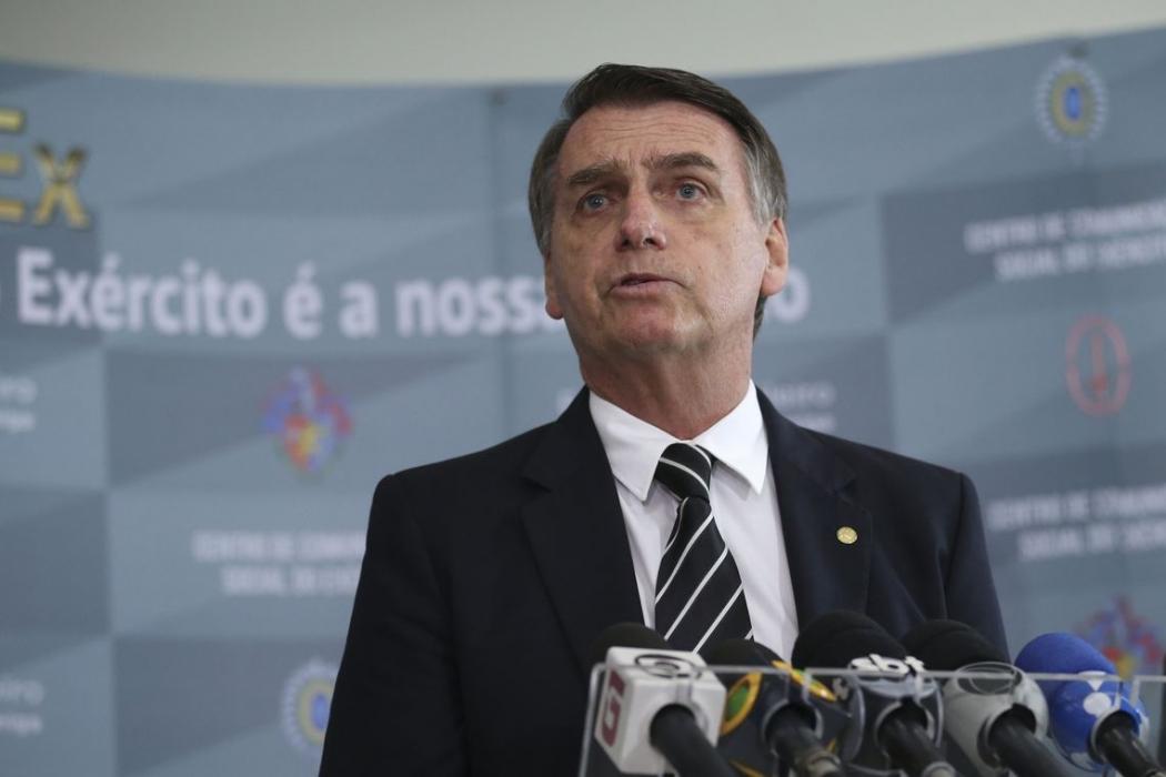 Bolsonaro fala sobre ex-assessor citado em relatório do Coaf ... 401850e3f7962