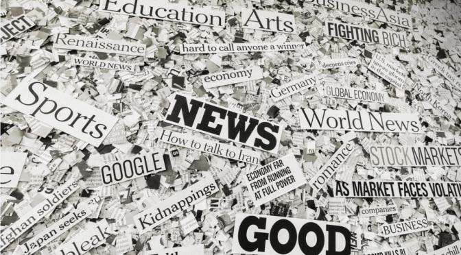 Imprensa, jornalismo e informação. Crédito: Divulgação
