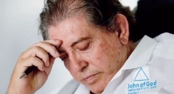 João de Deus é alvo de outros 8 inquéritos. Crédito: Divulgação/ TV Brasil