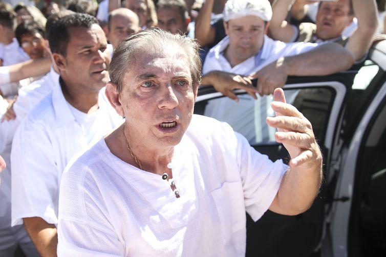STJ acolhe recurso e João de Deus será transferido para hospital de Goiânia. Crédito: Agência Brasil