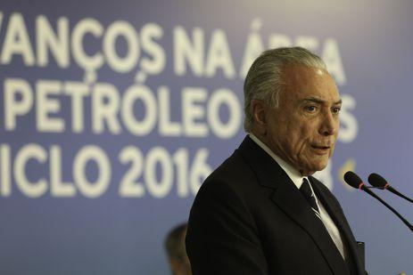 Michel Temer. Crédito: Fabio Rodrigues Pozzebom/ Agência Brasil