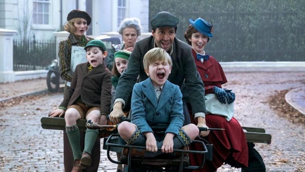 """""""O Retorno de Mary Poppins"""". Crédito: Disney/Divulgação"""