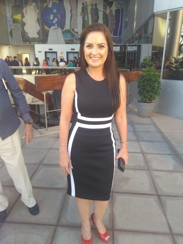 Lauriete (PR), deputada federal eleita. Crédito: Vitor Vogas