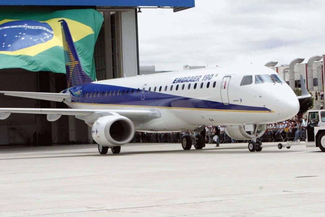 AGU recorre contra suspensão das negociações entre Embraer e Boeing. Crédito: Antônio Milena/ Agência Brasil