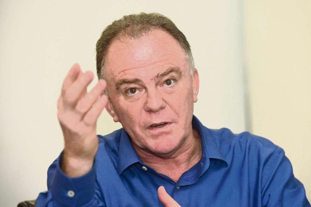 O governador eleito Renato Casagrande (PSB). Crédito: Carlos Alberto Silva