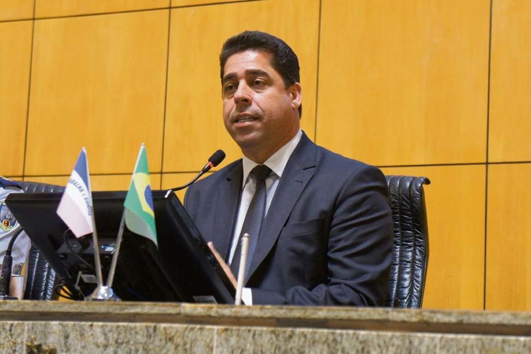 Marcelo Santos foi reeleito para o quinto mandato como deputado estadual. Crédito: Lissa de Paula/Ales