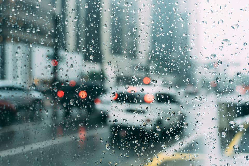 Chuva [foto ilustrativa]. Crédito: Reprodução | Pixabay