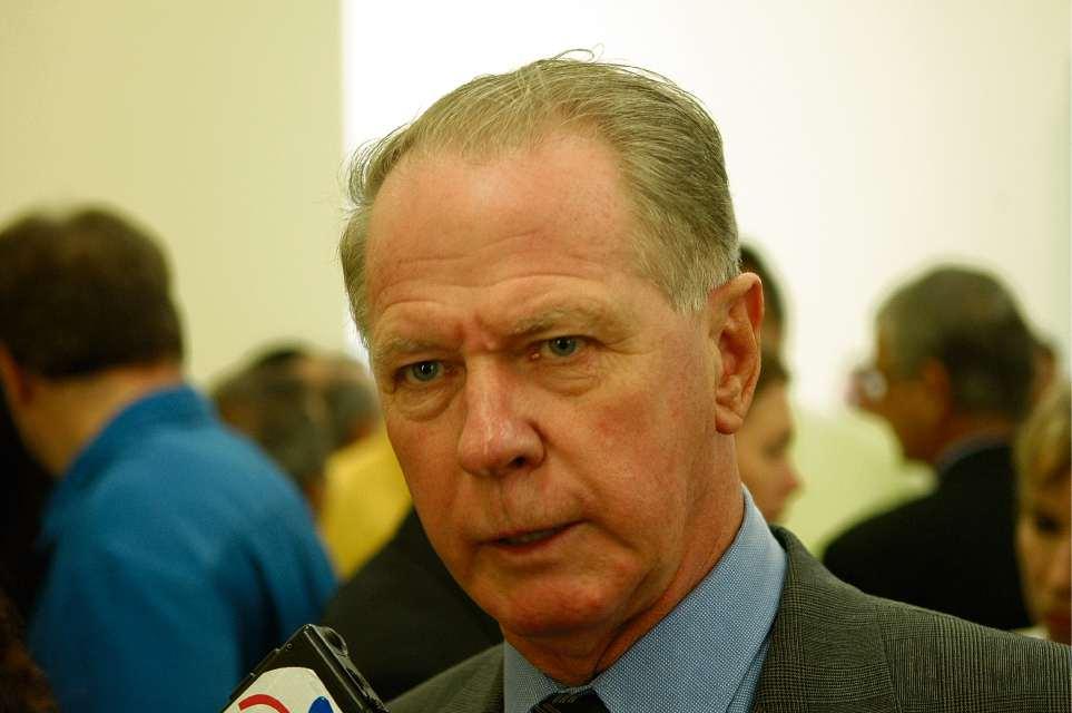 Gerson Camata foi governador do Espírito Santo e senador. Crédito: Reprodução