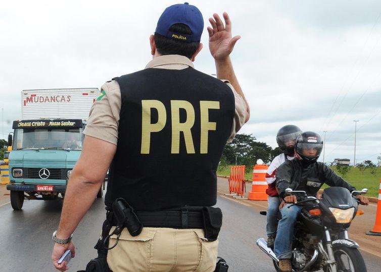 A Polícia Rodoviária Federal (PRF) divulgou balanço da Operação Semana Santa 2019. Crédito: Arquivo Agência Brasil