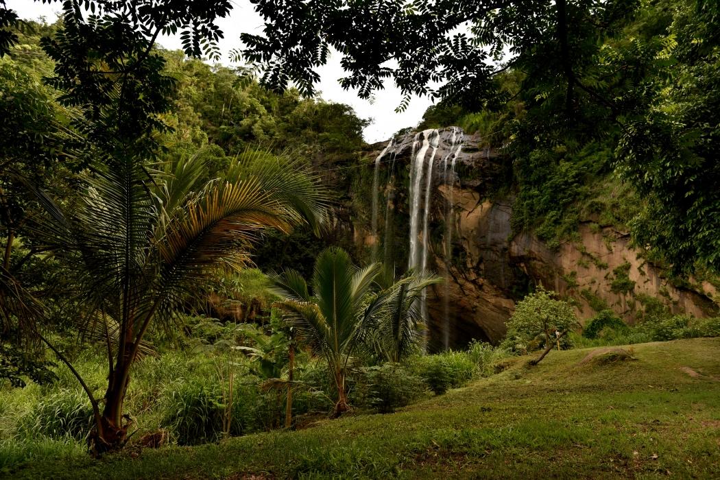 26/12/2018 - Cachoeira Alta, no distrito de São Vicente, em Cachoeiro de Itapemirim