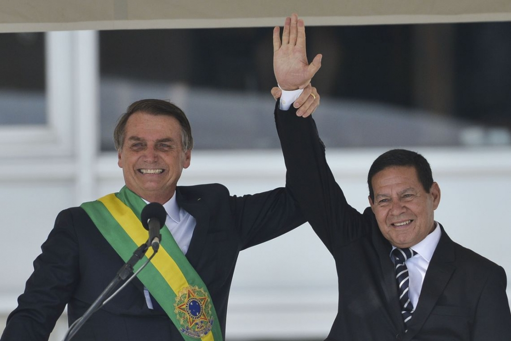 Presidente e Vice-presidente da República. Crédito: Marcello Casal Jr/Agência Brasil | Arquivo