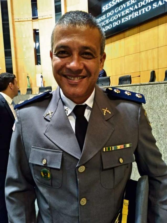 Coronel Quintino, deputado estadual eleito. Crédito: Maíra Mendonça