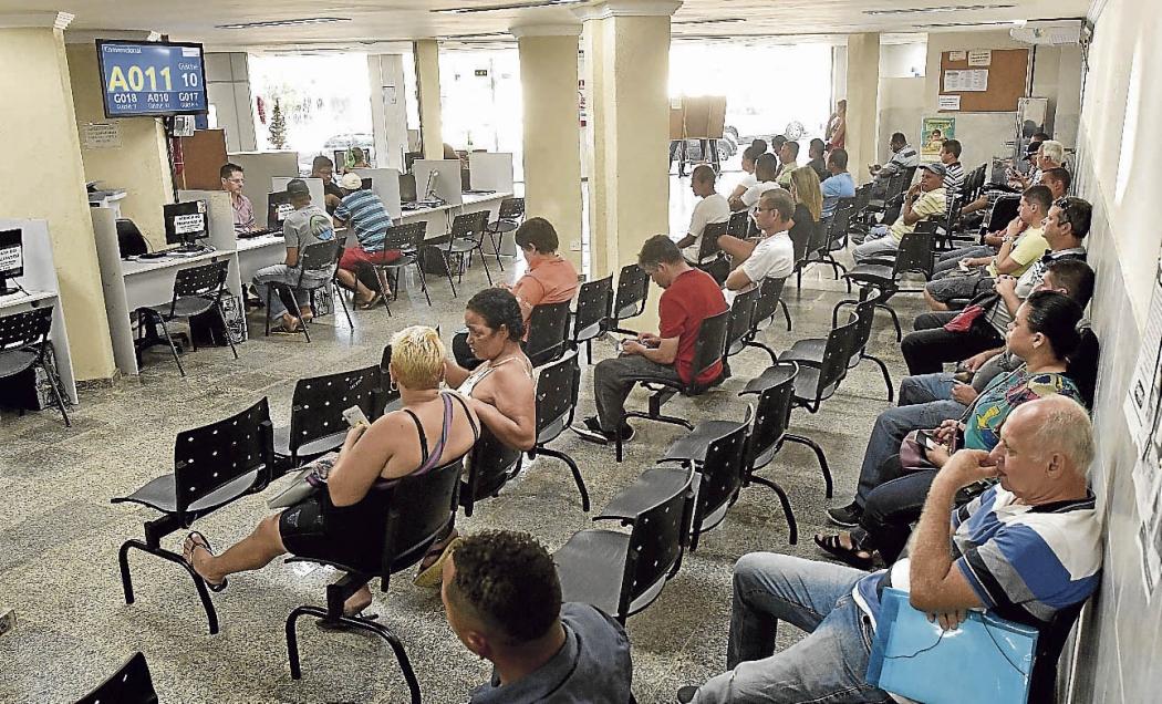 Agência do Trabalho de Cariacica estão com 200 vagas de emprego. Crédito: Bernardo Coutinho