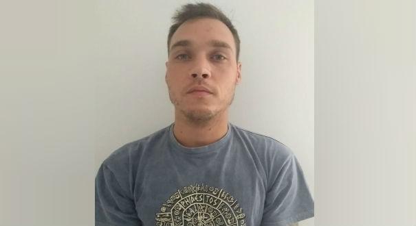 Rafael Régis Pereira, de 31 anos, foi detido
