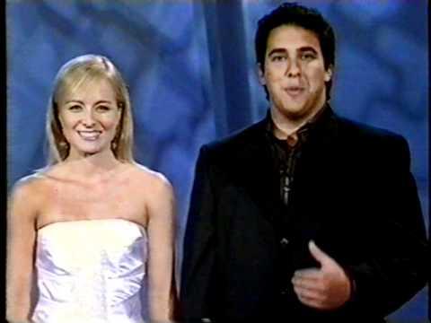 Apresentadores do Vídeo Show: Angélica e André Marques. Crédito: Divulgação/TV Globo