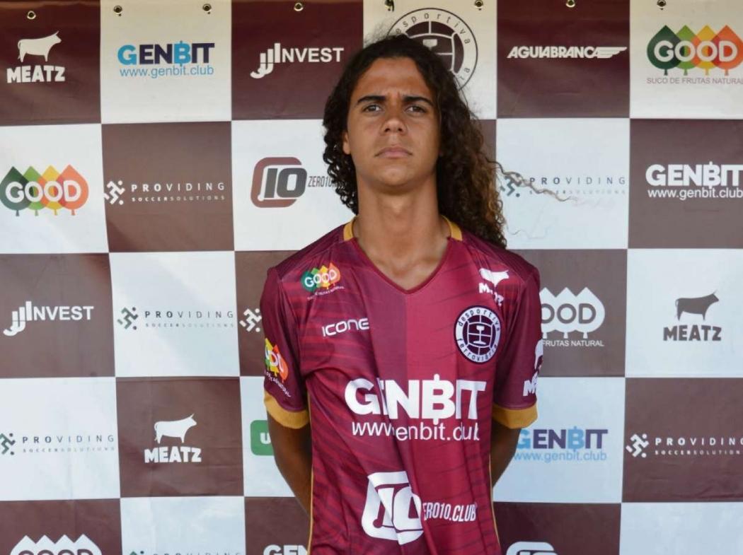 Buá é um dos destaques da Desportiva na Copa SP. Crédito: João Brito/Desportiva