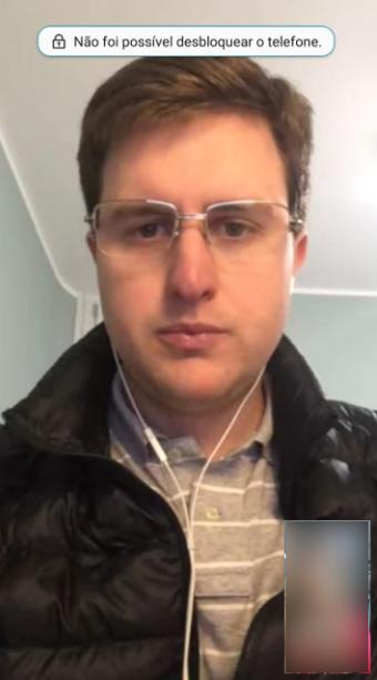 Capixaba acusado de aplicar golpe de R$ 10 milhões concede entrevista em vídeo