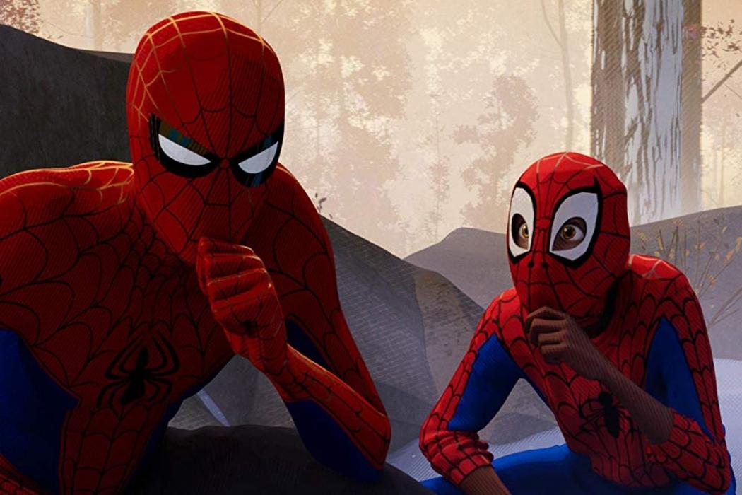Homem-Aranha no Aranhaverso. Crédito: Sony Pictures Animation
