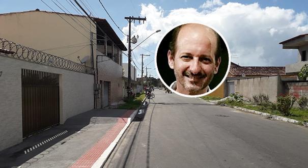 Luiz Carlos Devens, de 49 anos, foi assassinado dentro de casa em Feu Rosa