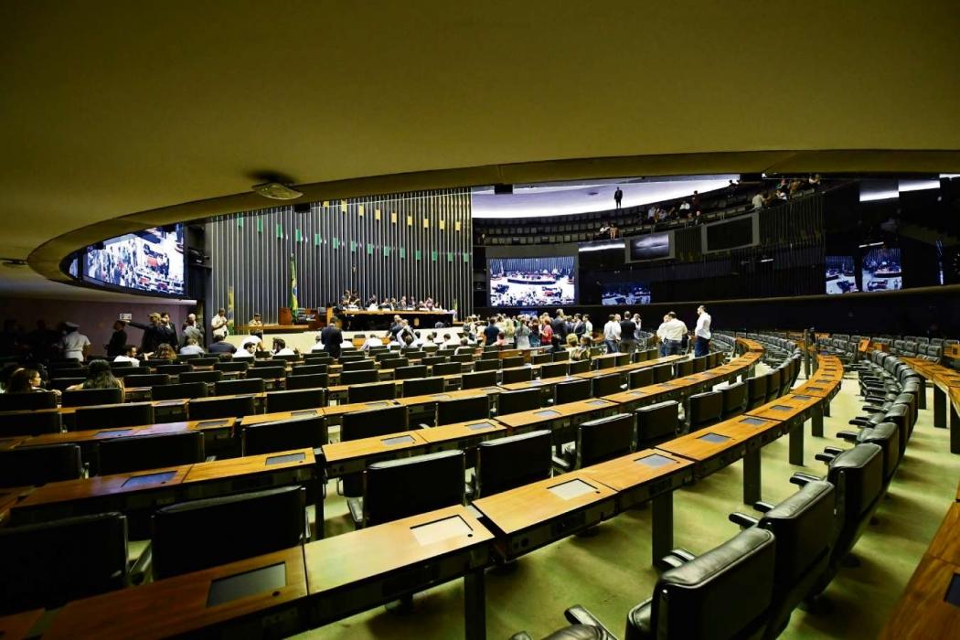 Plenário. Crédito: Marcos Oliveira/Agência Senado