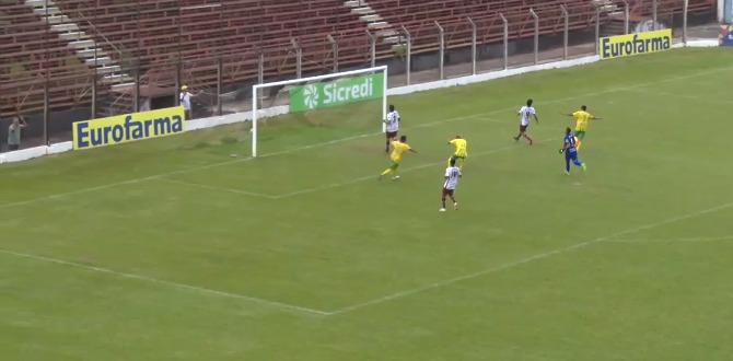 A Desportiva acabou eliminada pelo Galvez-AC na Copa São Paulo