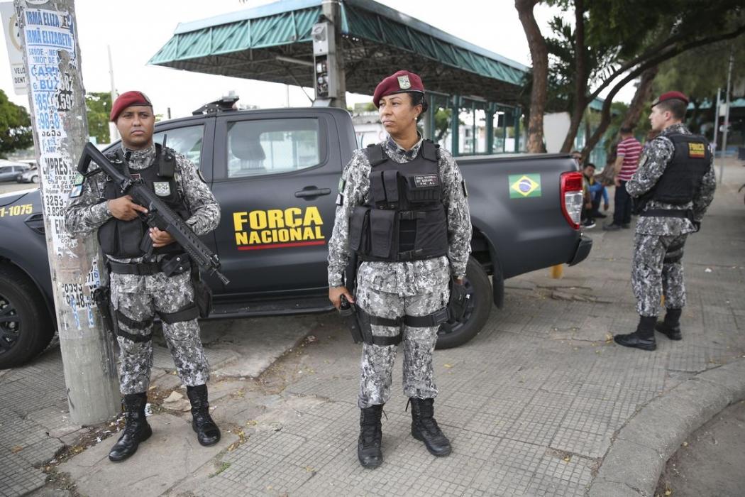 Ceará convocará militares da reserva para reforçar segurança. Crédito: José Cruz/Agência Brasil