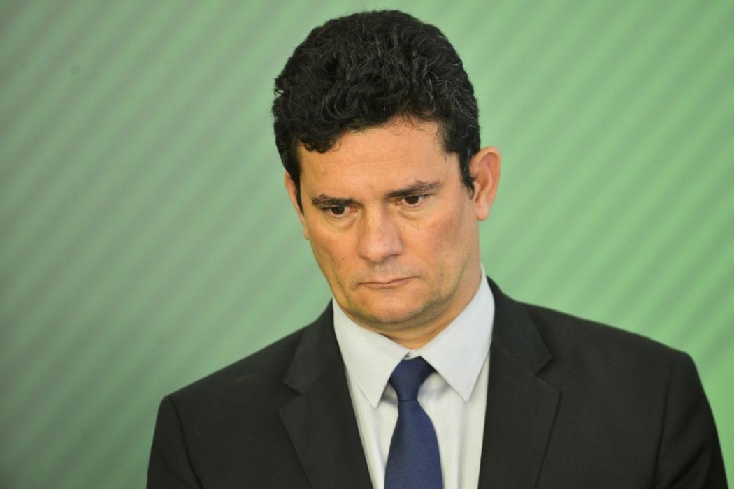 Pressa de Moro pode criar um estado policialesco, diz presidente da OAB-SP. Crédito: Marcelo Camargo/Agência Brasil